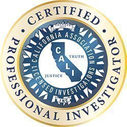 California Certified Professional Investigator