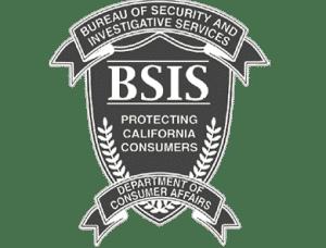 CA BSIS Logo